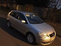 Vw polo 1.2 cheap to insure 4 door 2007 new Shape good car cd sound system drives well like golf