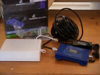 Brand New Mobile Signal Booster for o2 and vodaphone , everything included in the box