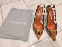 Malono Blahnik stilettos