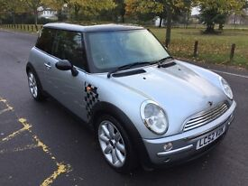 2002 MINI Hatch 1.6 Cooper 3dr HPI Clear Service History @07445775115@