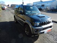 2015 Suzuki Jimny SZ4 AUTO 1.3 VVT ***ONLY 2,490 MILES --- 1 OWNER ***** NEARLY NEW