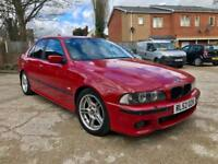Bmw 530D converted to manual mint condition in and out
