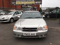 KIA Magentis 2.0 LX 4dr AUTOMATIC PART EX TO CLEAR,