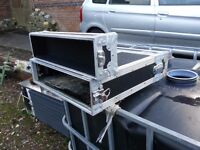 2 U Flight case