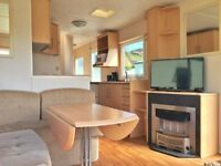 Cheap Sited Static Caravan For Sale on Brynowen Holiday Park, 8 Berth, 12 Month Season, Pet Friendly
