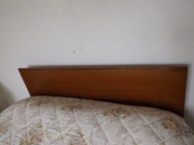 Double Headboard (Wooden)