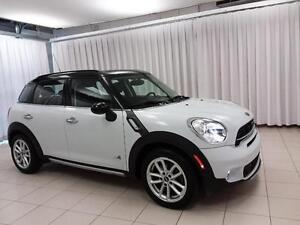 2016 MINI Cooper Countryman BE SURE TO GRAB THE BEST DEAL!! S AL