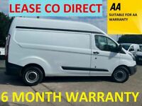 Ford, TRANSIT CUSTOM, Panel Van, 2015, Manual, 2198 (cc)