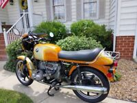 1975 BMW R90S FOR SALE