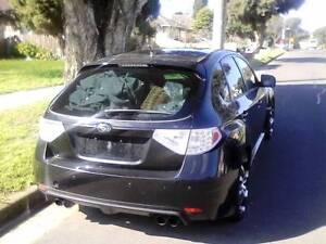 MY08-13 Subaru Impreza WRX Taillights Mount Waverley Monash Area Preview