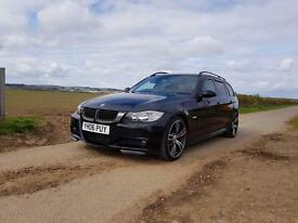 BMW 330d M Sport Touring (estate) a4 a3 avant