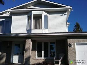 375 000$ - Maison 2 étages à vendre à La Prairie