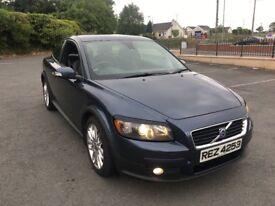 2007 Volvo C30 1.6D Se Mint car read full add bargain (a3 a4 got of leon Jetta Passat Bmw vectra)