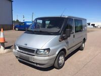 LEFT HAND DRIVE FORD TRANSIT VAN,DRIVES WELL,GOOD LOAD SPACE,ENGINE & MECHANICS,PAPER SORTED.CALL ME
