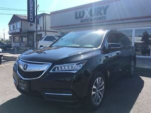 2014 Acura MDX NAV PKG-TECH PKG-CAMERA-97K