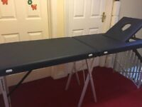 Massage Table - portable