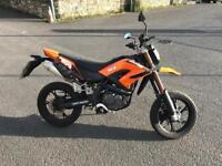 Ksr TW 125 Super Moto