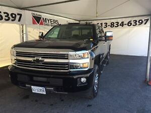 2016 Chevrolet SILVERADO 3500HD High Country DURAMAX SUNROOF NAV