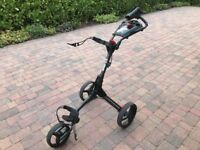 Cube Compact Push Golf Trolley for All Types of Trolley Golf Ba