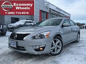 2013 Nissan Altima 2.5 SL Leather / Technology Pkg