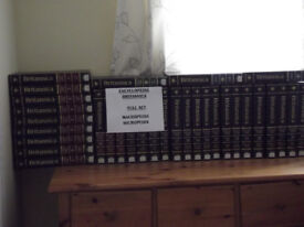ENCYCLOPAEDIA BRITANNICA: 2005 the last printed edition Free delivery 50 miles from Falkirk