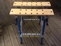 Folding Work Bench hardly used MAKITA DeWalt