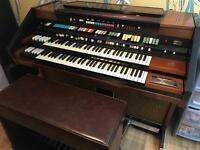Hammond Electric Pedal Organ