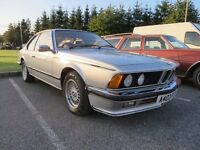 BMW E24 628CSI 628 similar to 635CSI 635