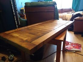 Table or bench