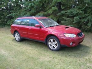 2005-2009 Outback parts