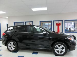 2014 Acura RDX TECHNOLOGIE PACKAGE NAVIGATION CUIR TOIT OUVRANT