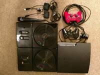 Excellent condition PS3 & 64 Games plus accessories