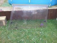 Caravan used double glazed window. 920 at top 1060 bottom x 645. Other sizes available
