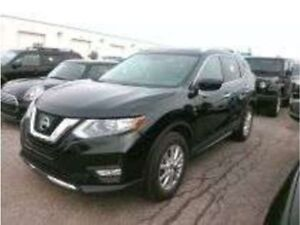 2017 Nissan Rogue SV AWD SV TOIT OUVRANT TRACTION INTEGRAL AUCUN