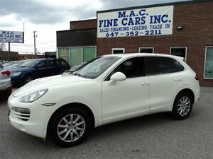 2011 Porsche Cayenne PANO ROOF - CERTIFIED