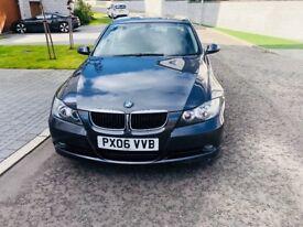 Stunning 2006 BMW 320D ES 2L.Diesel.. MOT. March 2019 .. FSH...Aux.. 4 new Tyres £2350