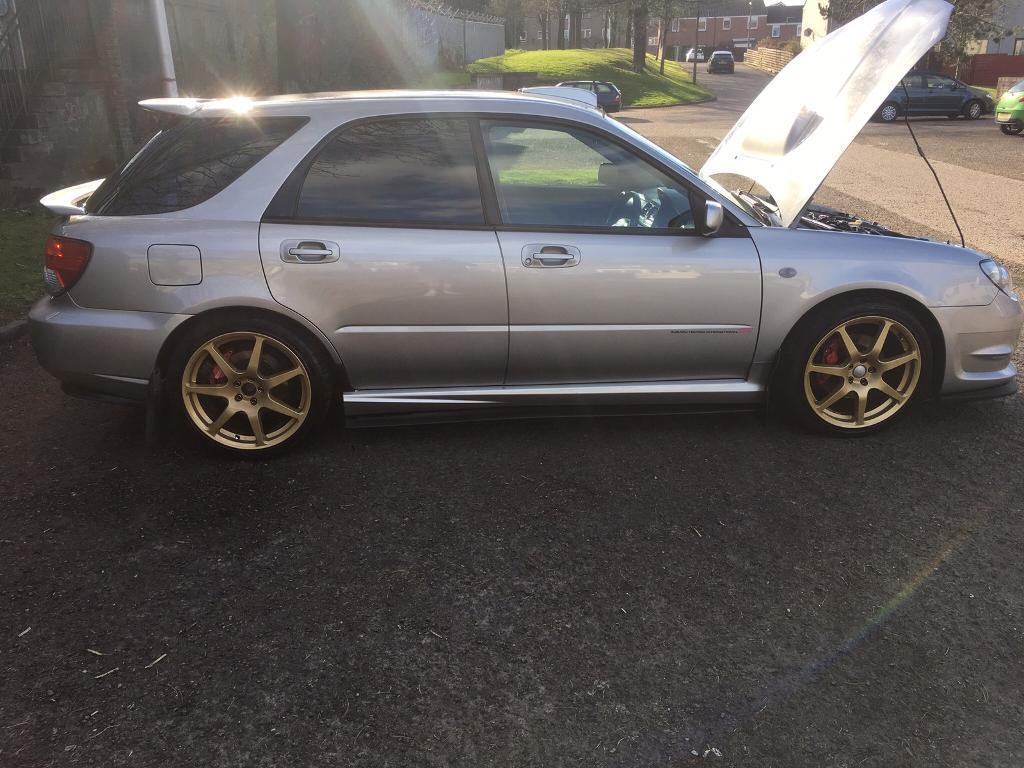 Subaru Hawkeye wagon sti 325bhp low miles low tax | in Dundee | Gumtree