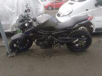 Yamaha XJ6 special edition 2013