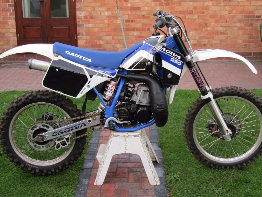 Cagiva Wmx 250 1989 Evo Motocross Bike In Haslington Cheshire Gumtree