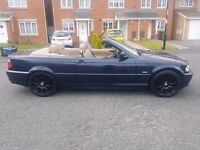 2002 bmw 320 ci convertible near immaculate condition inside and out