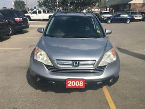 2008 Honda CR-V EX-L, Loaded; Leather, Roof and More !!!!! London Ontario image 8