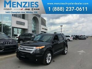 2013 Ford Explorer XLT 4x4, Navi, Bluetooth, Clean Carproof