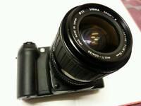 Nikon F75 35mm Film SLR camera