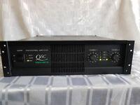QSC Powerlight 4.0 Lightweight Professional Power Amplifier.