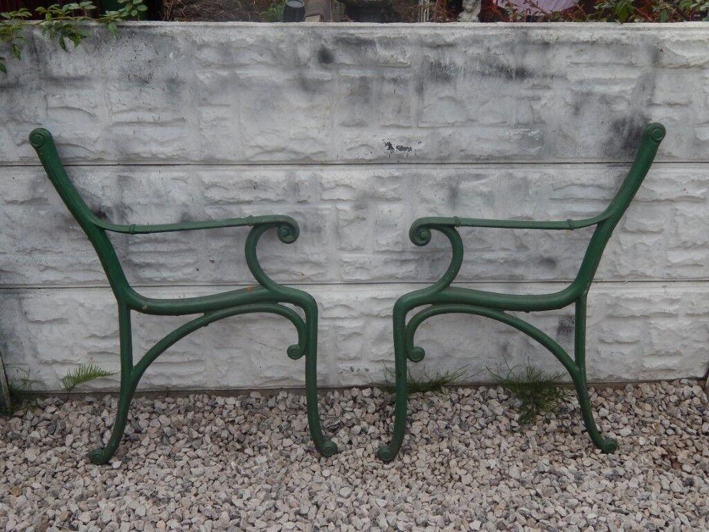 Cast Iron Bench Ends Benches Garden Furniture