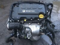VAUXHALL/OPEL ASTRA GTC, 1.4 TURBO, 2014 (64), ENGINE, FOR SALE