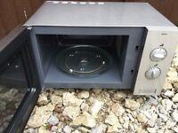Hitachi microwave silver