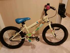 Girls bike 7 - 9 years