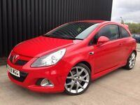 2009 (59) Vauxhall Corsa 1.6 i Turbo 16v VXR 3dr Parking Sensors Aux Input Finance Available May Px