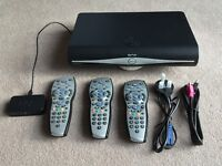 Sky+ HD Anytime Box....plus extras.